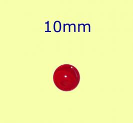 Muggel / 10mm rot