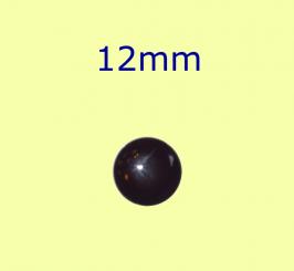 Muggel / 12mm schwarz
