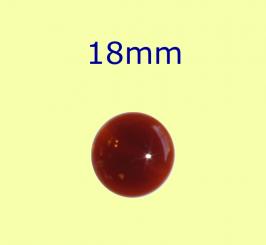Muggel / 18mm braun