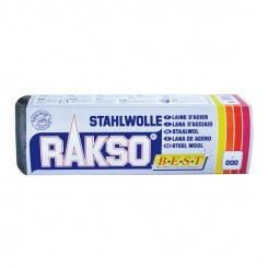 RAKSO Stahlwolle 000 FEIN / 200g