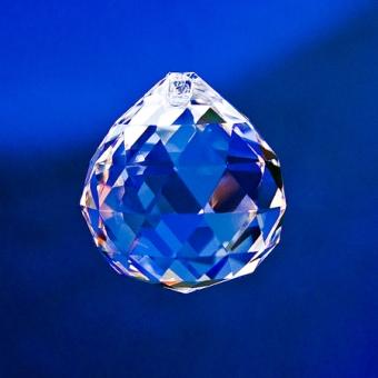Bleikristall  Kugel  30mm