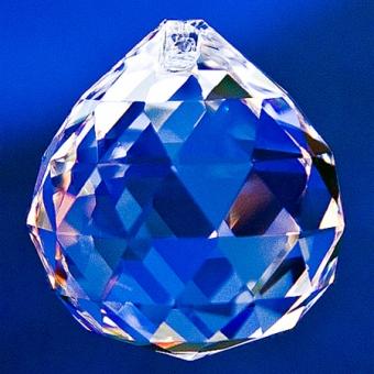 Bleikristall  Kugel  50mm