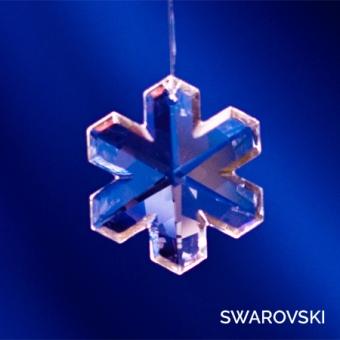 Swarovski  Schneeflocke  25mm