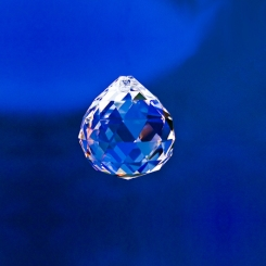 Bleikristall-Kugel 20mm