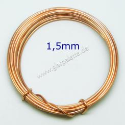 Kupferdraht 1,5mm / 1,6m
