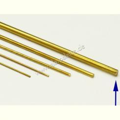 Messingstab 3,0mm ; 33cm / 3 Stk.