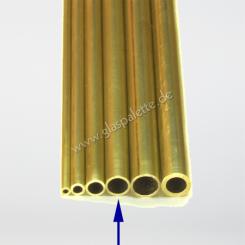 Messingrohr 5x4,1mm ; 50cm / 2 Stk.